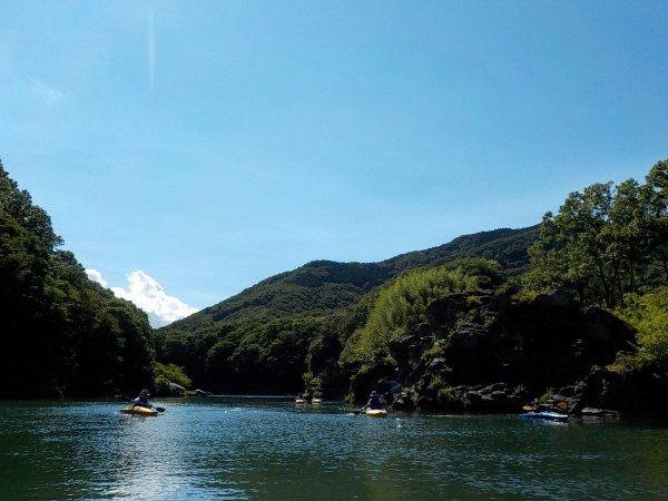 玉淀湖 カヌー・カヤック