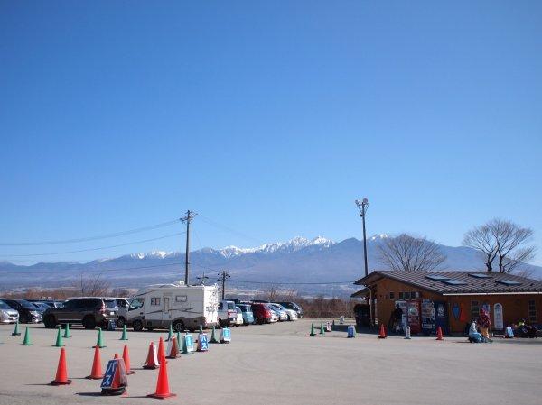 富士見パノラマリゾート 駐車場
