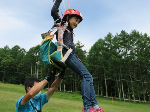 小学1年生から体験OK!夏期限定で親子割引コースもございます!