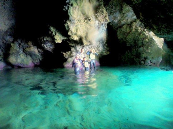 さらに青の洞窟を楽しめるコースもご用意!