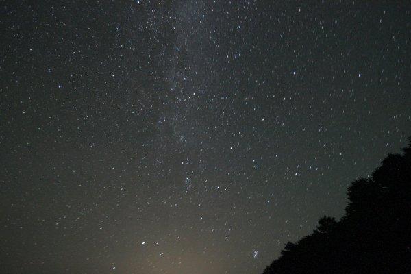 夜空の星たちを見に行きましょう