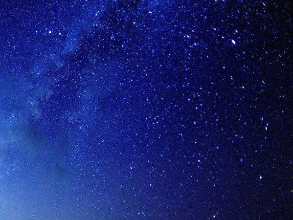 満天の星空!これが石垣島の実力!