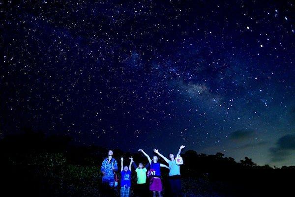 季節の星座やお誕生日の星座をガイドがご紹介!