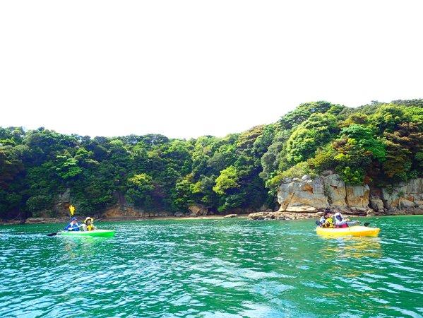 無人島を目指して大冒険!