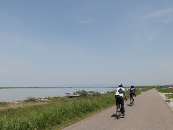 札幌・千歳 サイクリング