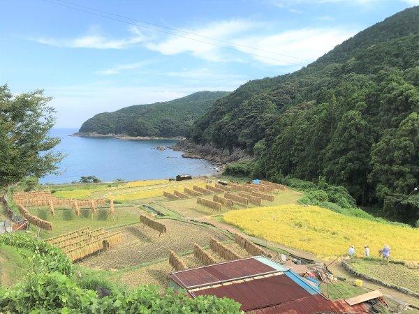 波田須町 集落探検(フットパス)