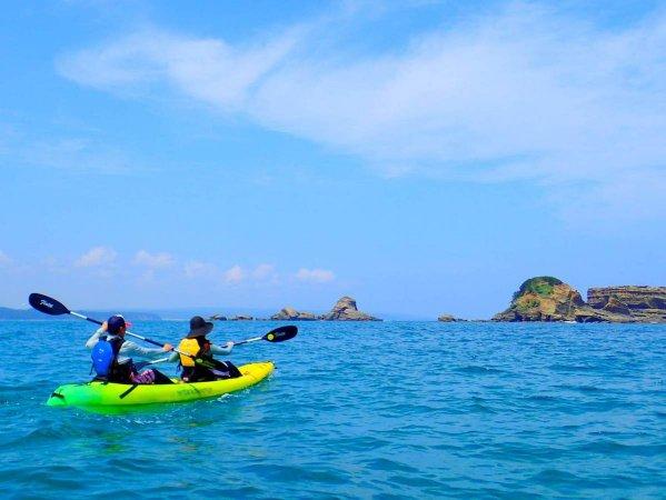 絶景の無人島をめぐる冒険に出かけよう!