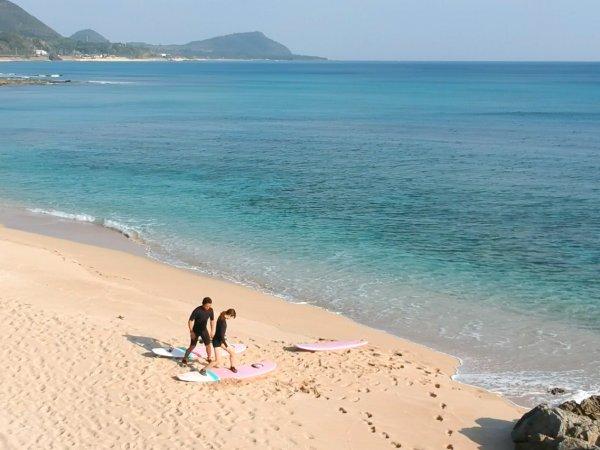 奄美大島 サーフィン