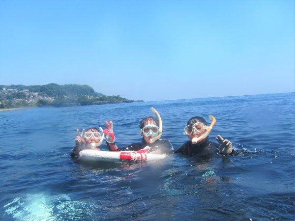 通年開催!海の四季を楽しめる伊豆の海