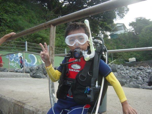 《貸切》体験ダイビング
