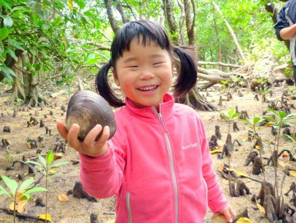 マングローブの生き物を観察!ジャングル体験付きコース!