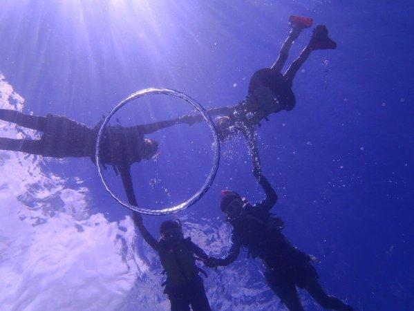 シュノーケリングで沖縄の海を覗いてみよう!