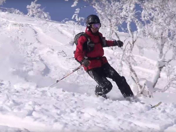 滑走用具は自由!スキー・スノボ・テレマークALL OK!