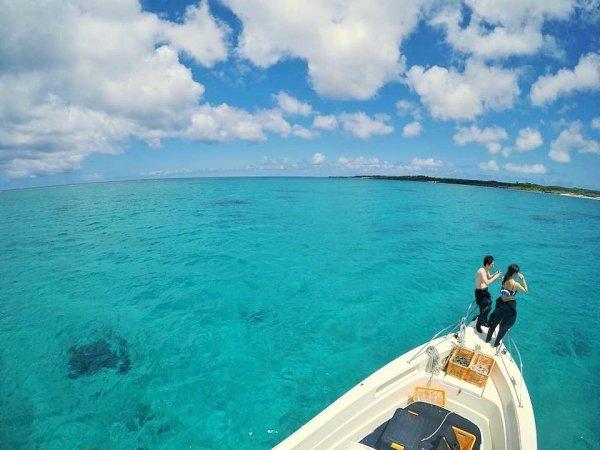 透明度抜群の伊良部・下地島エリアの海を楽しもう!