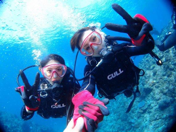 沖縄本島(恩納村)体験ダイビング