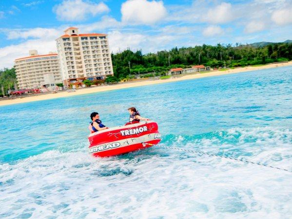 名護(ウィードビーチ) バナナボート