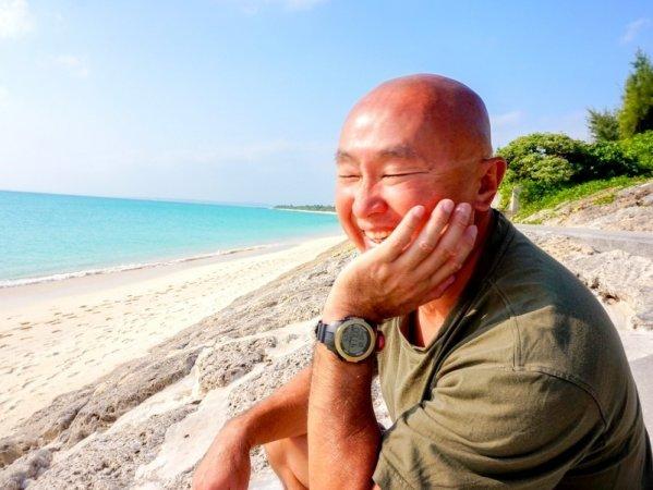 宮古島LOVEなガイドひでちゃんと一緒に人気のパンプキン鍾乳洞へ出発!
