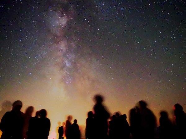 360°広がる満点の星空を満喫しよう!