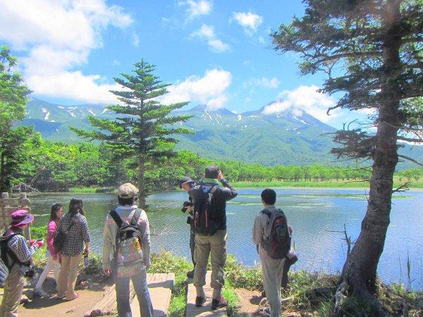 世界自然遺産・知床五湖自然ガイドツアー