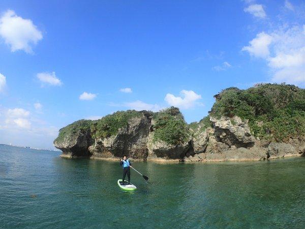 沖縄本島(南部) SUP