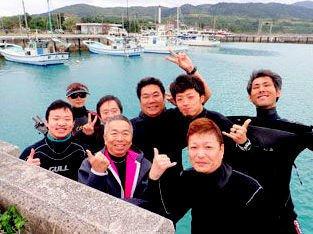 最高の思い出をJiC久米島で作ろう!