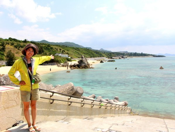 美ら海水族館やリゾートホテルから好アクセス!