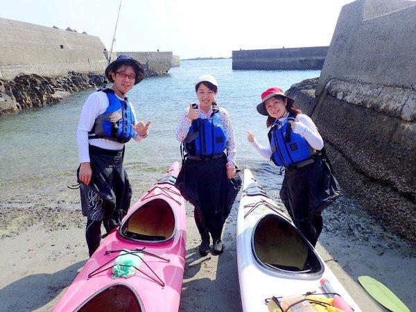 屋久島の美しい海を冒険しよう!