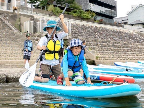 長良川体験SUPツアー