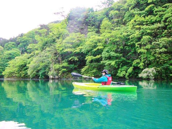鬼怒川 小網湖カヌー・カヤック