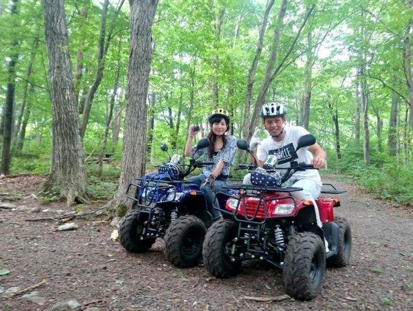仙台 ATV四輪バギー
