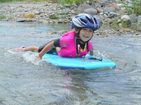 水遊び③サーフィン