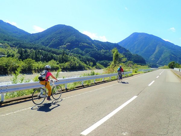 小山(紀北町) サイクリング
