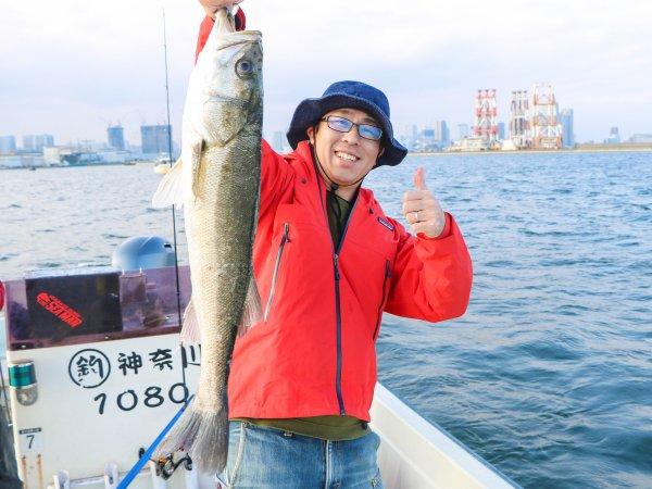 東京湾 ボートシーバス