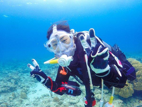 奄美大島 体験ダイビング