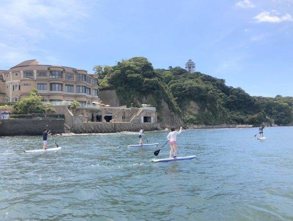 湘南・江ノ島 SUP