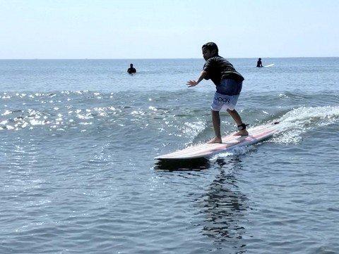 初心者サーフィンスクール
