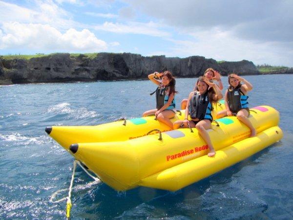 沖縄本島 チュービング