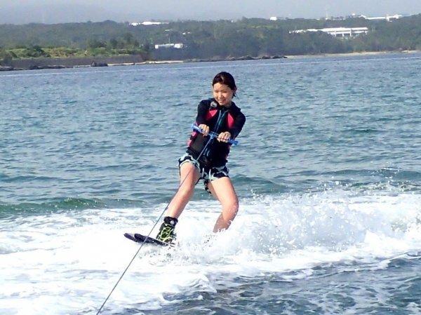 沖縄本島 ウェイクボード