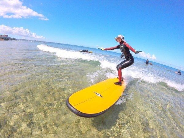 沖縄本島(北谷町) サーフィン
