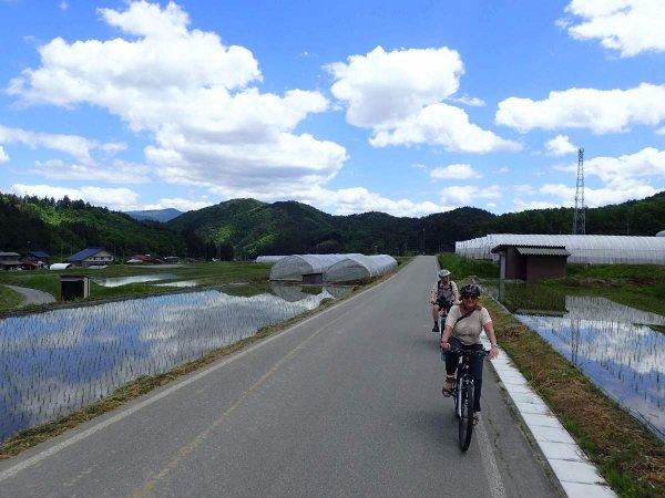 飛騨古川 サイクリング