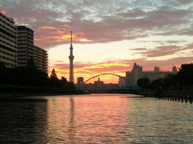 東京 カヌー