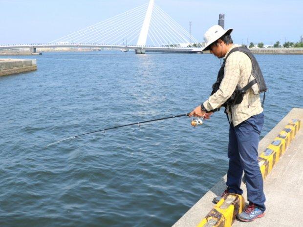 八戸 海釣り