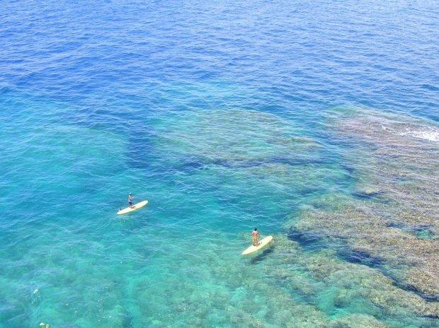 沖縄本島(中部・東海岸) SUP