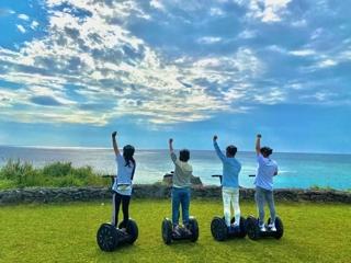 沖縄本島 セグウェイ
