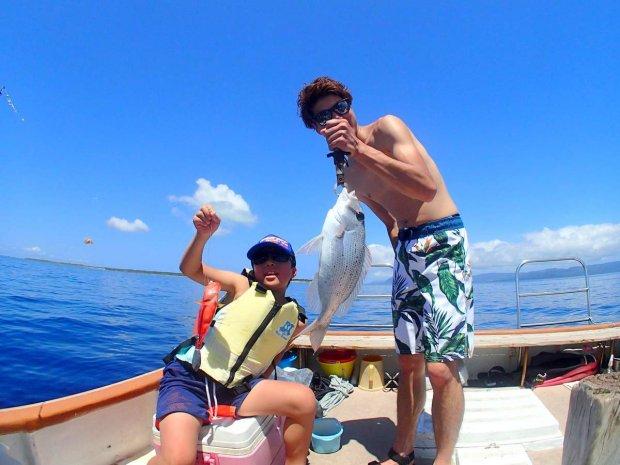石垣島 ボートフィッシング