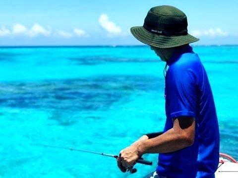 西表島 釣り(海)