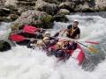 関西一の激流!保津川で一番の激流ポイント『子鮎の滝』