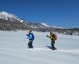 黒姫歩くスキーツアー