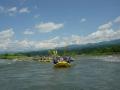 中央アルプスと南アルプスに囲まれた伊那谷を流れる天竜川。『暴れ天竜』と昔から言われた日本有数の急流です。
