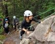 未経験者・初心者もOK!【安全講習・クライミング講習】で基本を学んだ後、獅子岩登頂にチャレンジ!!